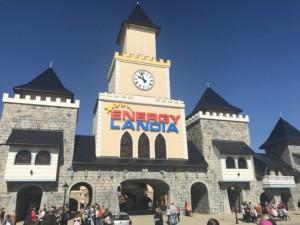 Wycieczka do Energylandii