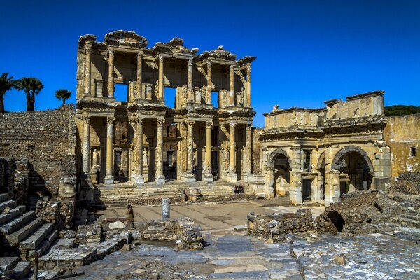 Turcja śladami Św Pawła Efez