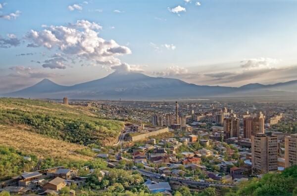 Wycieczka Armenia, Erywań