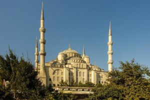 Wycieczka po Bałkanach, Turcja, Istambuł