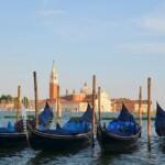 Pielgrzymka Włochy Wenecja gondole