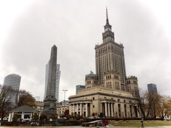 Wycieczka do Warszawy Pałac Kultury i Nauki