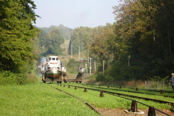 Kanał Elbląski, Buczyniec