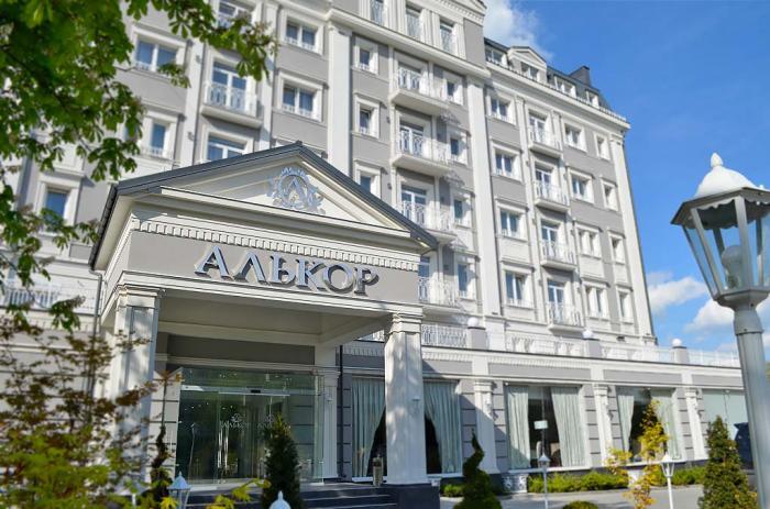 Truskawiec Sanatorium Hotel Alcor