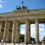 Wycieczka do Berlina brama brandenburska