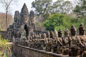 Wycieczka Wietnam Angor Thom