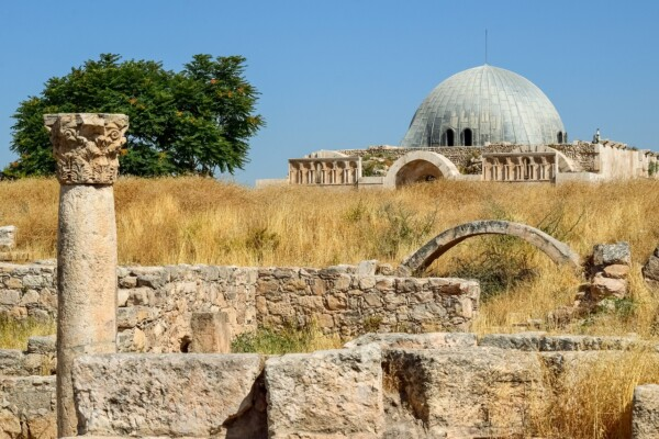 Pielgrzymka do Jordanii Amman cytadela Pixabay License