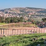 Pielgrzymka do Jordanii Jerash
