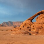 Pielgrzymka do Jordanii Pustynia Wadi Rum