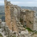 Pielgrzymka do Jordanii Ruiny zamku Ajloun