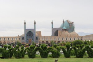 Wycieczka Iran Isfahan