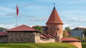 Wycieczka do Kowna, Zamek w Kownie